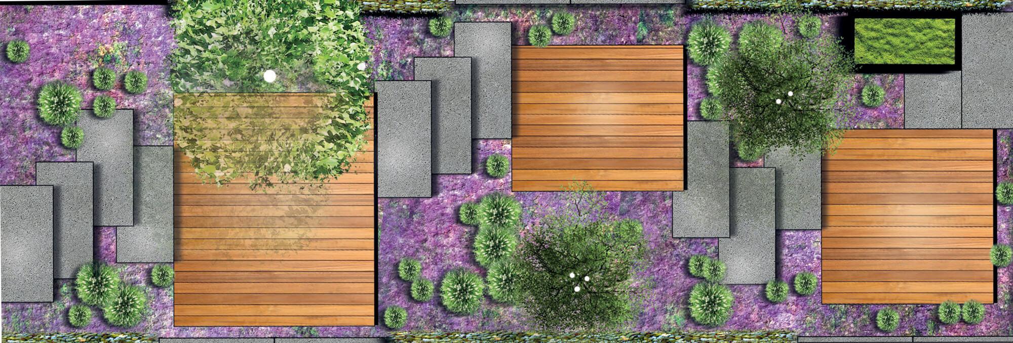 Sfeerafbeelding voor pagina tuinontwerp - Luijendijk Hoveniers