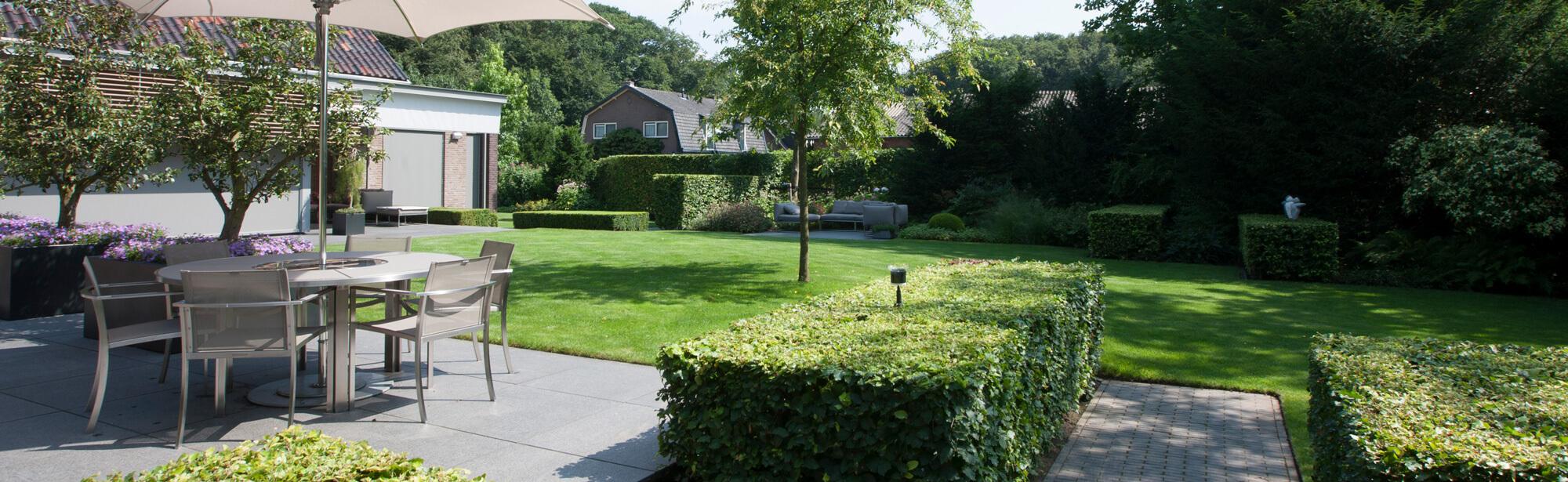 Sfeerafbeelding voor pagina tuinaanleg - Luijendijk Hoveniers